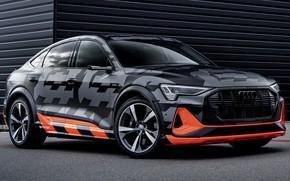 Picture sportback, E-Tron, Audi E Tron, Audi E-Tron S Sportback