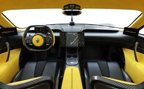 Picture Koenigsegg, Supercar, Interior, Gemer, Hemera