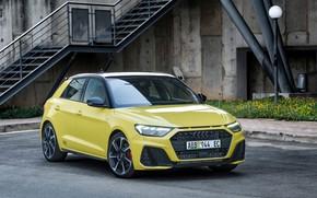 Picture Audi, Sportback, TFSI, S line, 40, A1, 2019