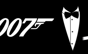 Picture the film, agent, 007
