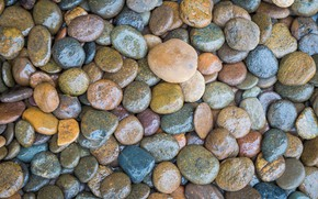 Picture beach, pebbles, stones, background, beach, texture, marine, sea, pebbles