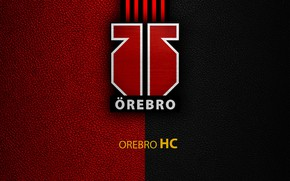 Picture wallpaper, sport, logo, hockey, Orebro