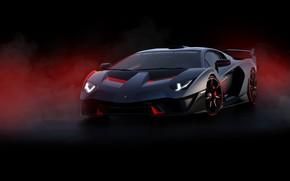 Picture machine, background, Lamborghini, Lamborghini Aventador, SC18 ALSTON EVO, Lamborghini SC18 Alston, SC18 Alston, by Hưng …