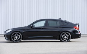Picture wall, BMW, profile, Hamann, 2010, drives, Gran Turismo, 550i, 5, F07, 5-series, GT