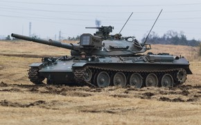 Picture Japan, Defense Force, Type 74