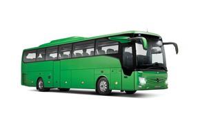 Picture mercedes-benz, bus, coach, tourismo