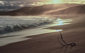 Picture Beach, Sunset, Australia, Torquay, Point Addis, Surf Coast