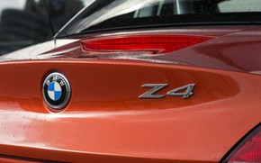 Picture BMW, Roadster, 2013, trunk lid, E89, BMW Z4, Z4, sDrive35is