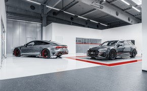 Picture Audi, pair, ABBOT, universal, Sportback, Before, RS6, RS7, 2020, RS6-R, RS7-R