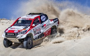 Picture Sand, Machine, Toyota, Hilux, 302, Rally, SUV, Rally, Sport, Toyota, Hilux, Toyota Hilux, Toyota Hilux, …