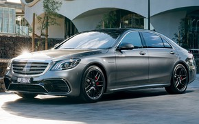 Picture W222, S63 AMG, Mercdedes-Benz