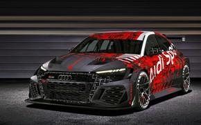 Picture Audi, LMS, Motorsport, Sedan, RS3, 2021, Audi RS3 LMS