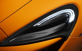 Picture McLaren, headlight, supercar, 2019, 600LT