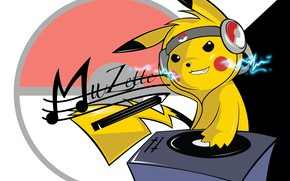 Picture DJ, Pokemon, Pokemon, Pikachu