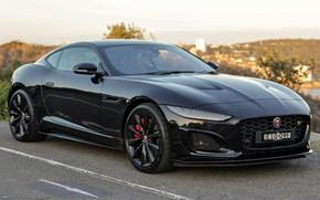 Picture Jaguar, Cars, Coupe, Type