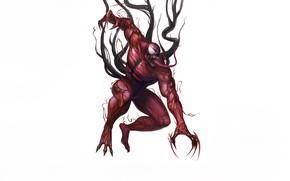 Picture Language, Monster, Teeth, Art, Marvel, Marvel Comics, Illustration, MARVEL, Venom, Carnage, Symbiote, Carnage, Creatures, Comic …