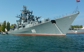 Picture pier, Quick-witted, patrol, Sevastopol