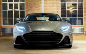 Picture Aston Martin, DBS, Superleggera, front view, 2019, OHMSS, OHMSS Edition