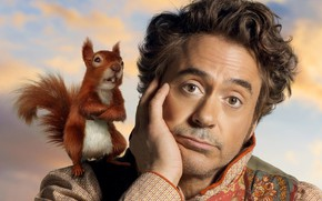Picture Comedy, Craig Robinson, Craig Robinson, 2020, Dolittle, Robert John Downey Jr, fantasy adventure comedy film, …