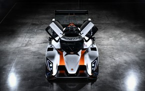 Picture prototype, front, 2018, Ginetta, G58
