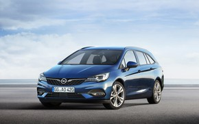 Picture Opel, Astra, Worldwide, Sports Tourer, 2019-20