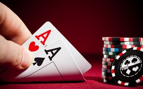 Picture money, poker, tactics, cards, bets