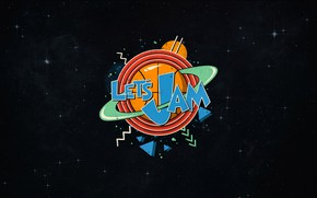 Picture Minimalism, Space, Art, Space, Art, Basketball, Jam, by Vincenttrinidad, Vincenttrinidad, Space Jam, Let's Jam