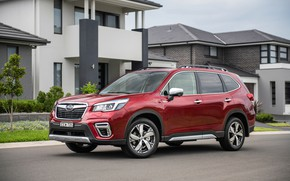 Picture Subaru, Forester, 2020, Hybrid S