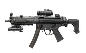 Picture German, weapon, Heckler & Koch, MP5J