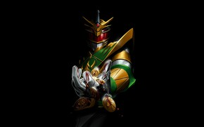 Picture drops, background, blood, blood, fighter, armor, comics, evil, Power Rangers, Power Rangers, Lord Drakkon, Tommy …