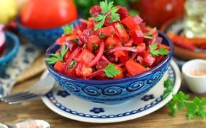 Picture vegetables, salad, beets