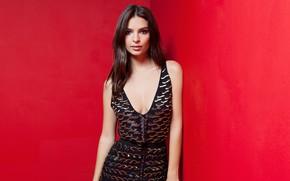 Picture look, girl, sexy, pose, dress, Emily Ratajkowski