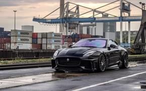 Picture Jaguar, 2018, F-Type, Arden, SVR, AJ23