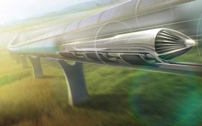 Picture a vacuum train, hyperpaths, Hyper Poland