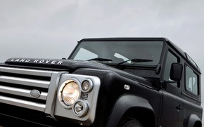 Picture 2008, before, Land Rover, Defender, SVX, 60th Anniversary Edition