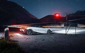 Picture McLaren, supercar, side view, 2018, Novitec, 720S