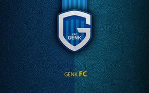 Picture wallpaper, sport, logo, football, Belgian Jupiler PRO-League, KRC Genk
