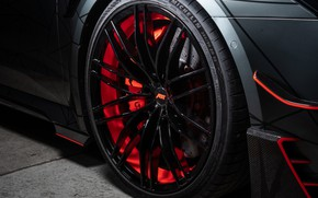 Picture Audi, wheel, ABBOT, Sportback, RS7, 2020, RS7-R