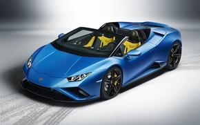 Picture Lamborghini, Spyder, Huracan, 2020, RWD, Huracan EVO
