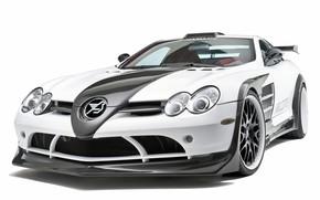 Picture Mercedes-Benz SLR McLaren, supercar, Hamann Volcano, coupe