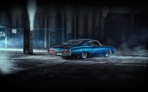 Picture Auto, Chevrolet, Machine, 1967, Impala, Impala 1967, Chevrolet Impala 1967, Chevrolet Impala, Mikhail Sharov, Transport …