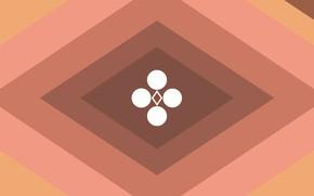 Picture figure, saver, symmetry