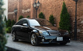 Picture AMG, C63, Mercedes - Benz, W204