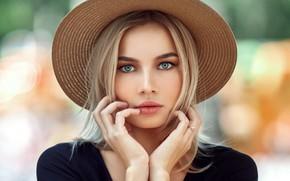 Picture look, girl, blonde, Dasha, Dasha, Andrey Metelkov, Andrey Metel'kov