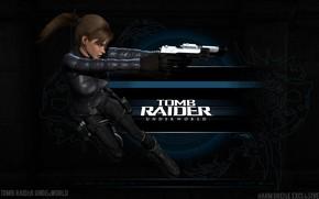 Picture girl, guns, Tomb Raider, Lara Croft, Lara Croft, tomb raider, Tomb Raider: Underworld