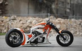 Picture Custom, Motorbike, Mystery, Thunderbike, By Thunderbike
