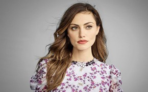Picture look, girl, blouse, Phoebe Tonkin
