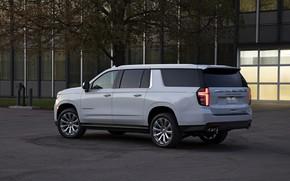 Picture Chevrolet, SUV, Suburban, the five-door, 2020