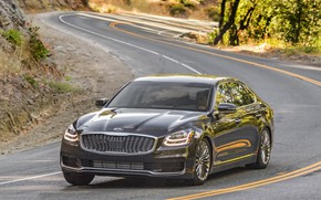 Picture car, cars, beautiful, super car, kia motors, kia k900, kia k9, ergonomic