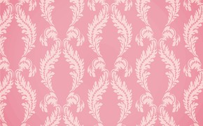 Picture background, pink, texture, ornament, pink, background, ornamental